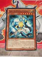 Carte YU GI OH SORCIER RAYON LUMINEUX GAOV-FR032