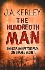 The Hundredth Man (Carson Ryder, Book 1) by Kerley, J. A. Paperback Book The