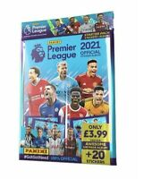 PANINI  PREMIER LEAGUE 2020/21 FULL SET OF ALL 642 STICKERS