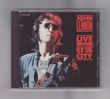 (CD) JOHN LENNON - Live In New York City / Japan Import / CP32-5126
