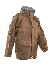 US ECWCS GEN 2 TRU-SPEC Cold Wet Weather Nässeschutz Regenjacke Parka Coyote XL