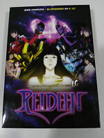REIDEEN SERIE COMPLETA 26 EPISODIOS - 6 DVD + EXTRAS PRODUCTION I.G. REGION 2