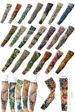 20 Pcs Fake Temporary Tatto Sleeves Set Art Arm Sunscreen Most Popular Designs