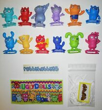 SERIE COMPLETA UGLY DOLLS (PERSONAGGI) VV282 - VV294 + 12 BPZ KINDER JOY 2021