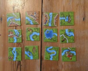 Carcassonne: River I Mini Expansion New Edition