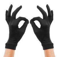 100% Silk Glove Gloves Liners Womens Motorbike/ Winter/Running Gloves