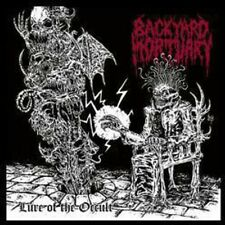 Backyard Mortuary - Lure of the Occult [New CD]