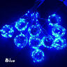 300LED Party Wedding Curtain Fairy Lights USB String Light Home w/Remote Control