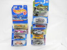Eso-4475 Hot Wheels 10 St. autos distintos muy buen estado,