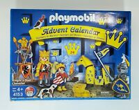 Playmobil Advent Calendar KNIGHT'S DUEL CHEVALIER Christmas Set 4153 90 Pieces