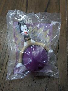Wendy's Kid's Meal 1999 The Big Cartoonie Show ** Yakko Ball ** Animaniacs NIP