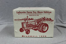 1/16 Ertl Farmall 1206 Lafayette Farm Toy Show Edition #491PA