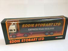 Corgi Junior Model Volvo Container Truck Eddie Stobart Ltd 1994
