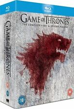 Game of Thrones Complete Season 1 and Season 2  Blu Ray Box Set Collection NEW