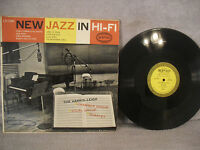 Harris-Leigh, New Jazz In Hi-Fi, Epic Records LN 3200, 1952, JAZZ