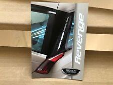 Biemme Special Cars Revenge Jaguar XJ hearse Bestattungswagen brochure