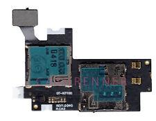 SD sim flex de tarjetas de memoria lectores Memory Card Reader Samsung Galaxy Note 2 n7100