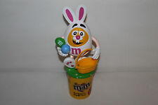 M&M's & Smarties Ostern Hase Osterhase gelb Spender Dispenser Distributeur RAR