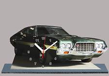 AUTO FORD GRAN TORINO-04, CLINT EASTWOOD en horloge miniature