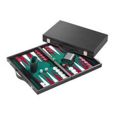 Backgammon - Koffer - Vaios - Kunstleder - gross