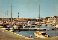 BR1126 Le port de plaisance Beaulieu sur Mer  france