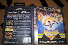 ## SEGA Mega Drive - Thunder Force 4 - TOP / MD Spiel ##