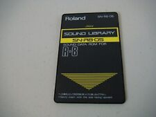 Roland R-8 & R-8M - Tarjeta de sonido del tambor-Jazz-SN-R8-05