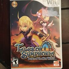 Tales of Symphonia: Dawn of the New World (Nintendo Wii, 2008) COMPLETE!