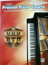 SALE - Alfred Premier Piano Course - At Home Book - 1A