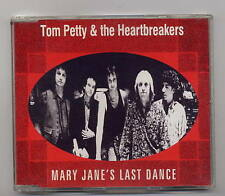 TOM PETTY & HEARTBREAKERS Promo Cd Single MARY JANES LAST 1 track 1993
