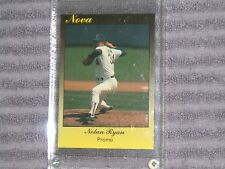 NOLAN RYAN- STAR - NOVA PROMO- Only 100 made- 1990