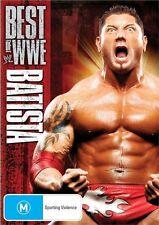 Best Of WWE -  Batista (DVD, 2010) - Region 4