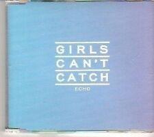 (CT414) Girls Can't Catch, Echo - 2009 DJ CD