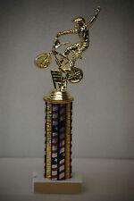 "11"" BMX Bike Trophy Award with free engraving"