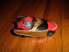 1992 Bandai POWER RANGERS Mighty Morphin Strange Robot Vehicle Red Diecast Car
