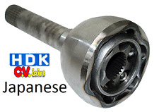 JAPANESE HDK Quality CV Joint to suit Nissan Navara 2000 to 2012 D22 3.0 3.3 3.6
