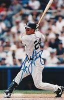 Tino Martinez Autographed Signed 8x10 Photo ( Yankees ) REPRINT
