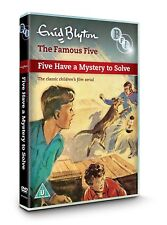 ENID BLYTON'S THE FAMOUS FIVE (1964) - FIVE HAVE A MYSTERY TO SOLVE - NEW DVD