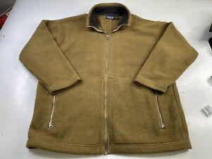 Vintage Patagonia Full Zip Fleece Mens XL USA Made