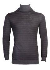 Richmond X Men's Sweater Size 50 100% Virgin Wool
