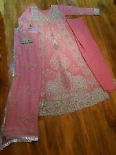 Bridal lengha dress asian indian pakistani