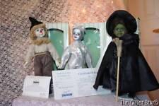 Seymour Mann Storybook Tiny Tots Wizard Of Oz Scarecrow Witch Tin Man Limited B3