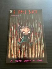 August 1999 I Feel Sick Comic Book No 1 Publisher Grotesquely Disfigured