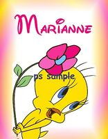 TWEETY BIRD - Personalized for free - Flexible Fridge Magnet