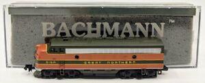 Bachmann 11257 N Scale Great Northern EMD F7A Diesel Locomotive #316A LN