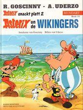 ASTERIX MUNDART 10 - ASTERIX UN DE WIKINGERS (ASTERIX SNACKT PLATT 2)