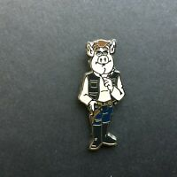 Star Wars Muppet Mystery Collection - Link Hogthrob as Han Solo Disney Pin 77122