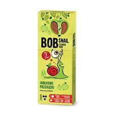 💚 3 x Bob Snail - Apple Fruit Sweets 30g