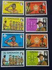 Grenada 1972 - Boy Scouts -MNH