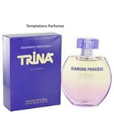 diamond princess trina woman 3.3 oz edp spray seal pack